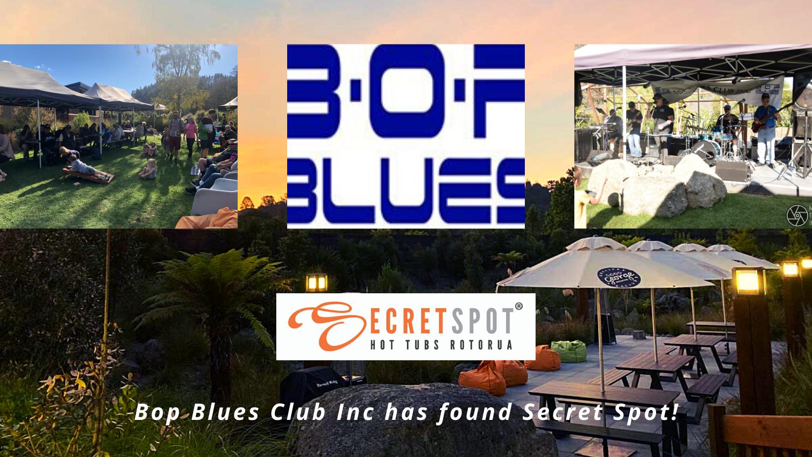 Bop Blues has found Secret Spot 4 b